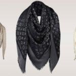 Модные платки в стиле Louis Vuitton