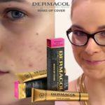 Ультрамаскировка с тональным кремом Dermacol — мой отзыв