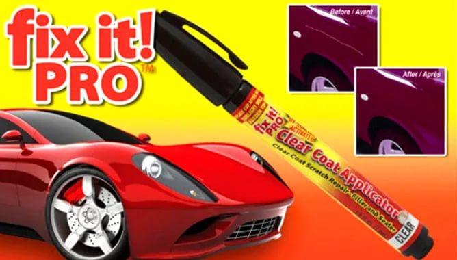 Fix it Pro - средство для удаления царапин на автомобиле