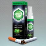 Smoke Out — спрей против курения, мой отзыв