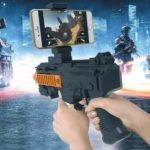 AR Game Gun автомат дополненной реальности
