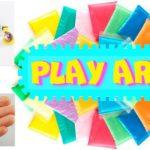 3D пластилин Play Art — увлекательное творчество