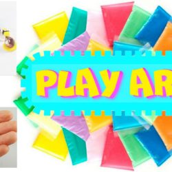 3D пластилин Play Art - увлекательное творчество