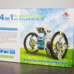 Конструктор Solar 14 в 1 — увлекательная игрушка