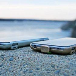 Зарядный чехол для iPhone iChargeCase