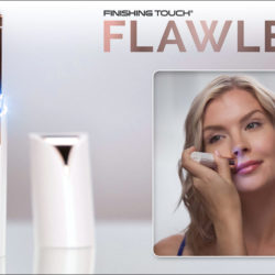Инновационный депилятор Flawless для лица