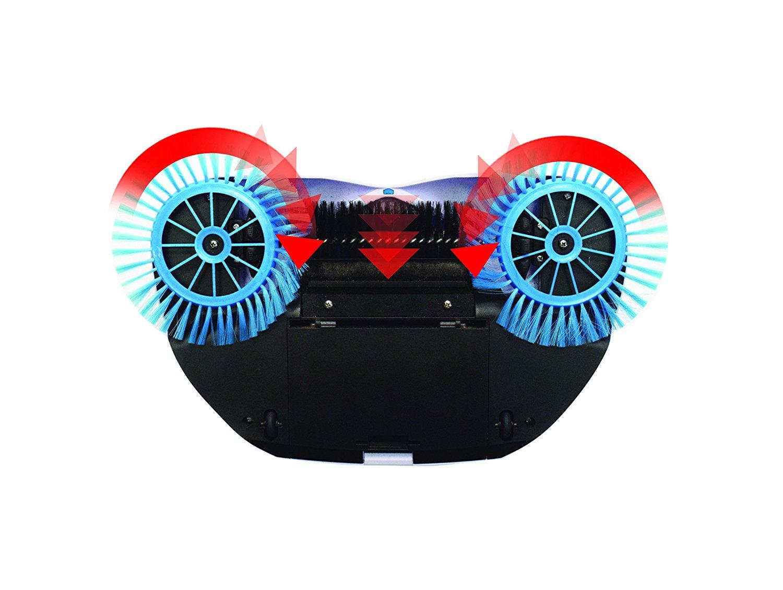 Механический чудо-веник Hurricane Spin Broom (Ураган)