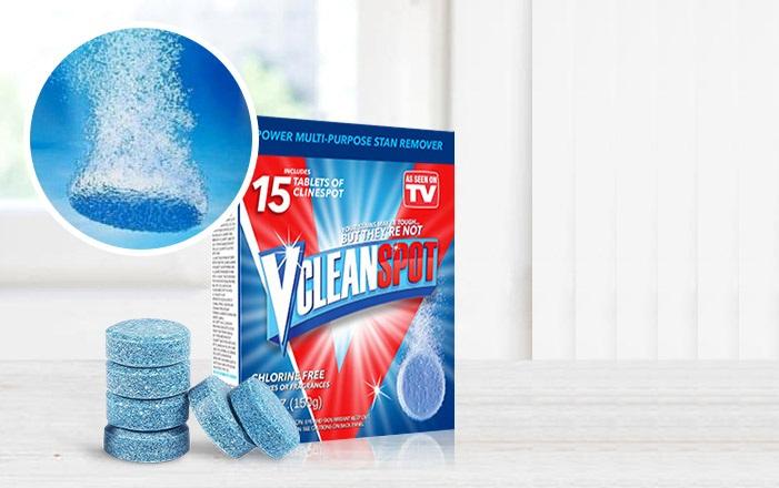Vclean Spot - чистящее средство для дома