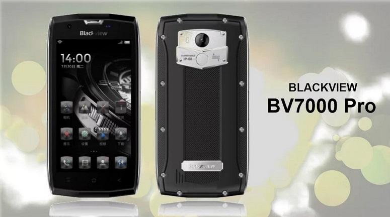 Blackview BV7000 Pro - обзор на сверхпрочный смартфон