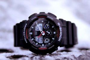 Наручные часы Casio G-Shock — модные спортивные часы для мужчин