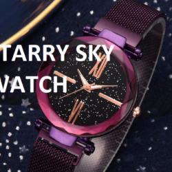 Отзыв на женские часы Starry Sky Watch