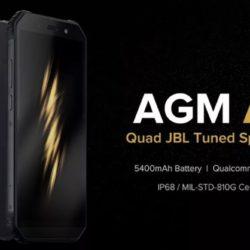 Смартфон AGM A9 - обзор и отзыв