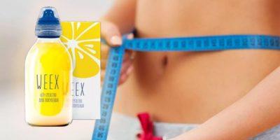 Средство для похудения Weex — подробный отзыв