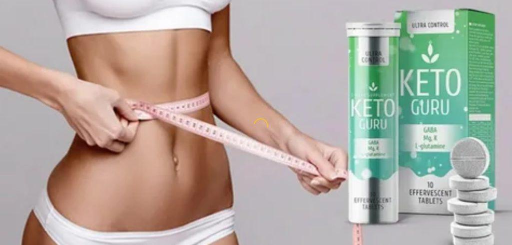 Препарат Кето Гуру для похудения - реальные отзывы