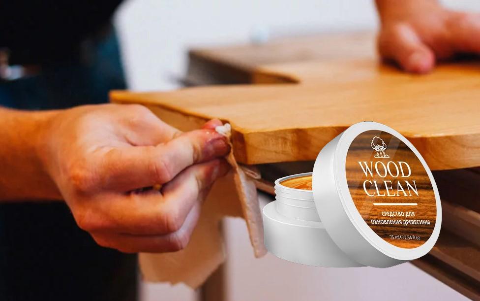 wood cleaner очиститель деревянных поверхностей